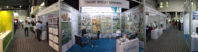 Eskort Biscuits Machinery agrofood 2019 Standt 1