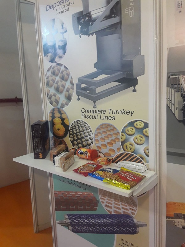 Eskort Biscuits Machinery idma 2019 standt 1