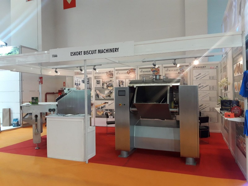 Eskort Biscuits Machinery idma 2019 standt 5