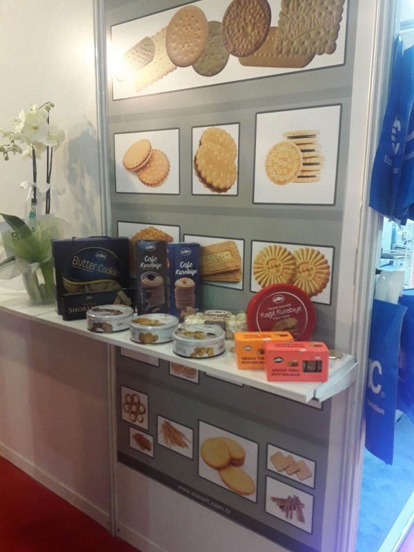 Eskort Biscuits Machinery idma 2019 standt 7